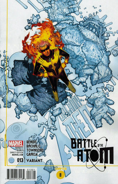 Cover for Uncanny X-Men (Marvel, 2013 series) #13 [Variant Cover by Chris Bachalo]