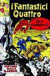 Cover for I Fantastici Quattro (Editoriale Corno, 1971 series) #96