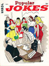 Cover for Popular Jokes (Marvel, 1961 series) #1