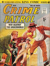 Cover for Crime Patrol (Archer, 1953 series) #4