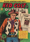 Cover for Kid Colt Outlaw (Horwitz, 1952 ? series) #85