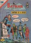 Cover for Batman (Editorial Novaro, 1954 series) #846