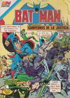 Cover for Batman (Editorial Novaro, 1954 series) #1084
