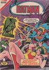Cover for Batman (Editorial Novaro, 1954 series) #1090