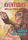 Cover for Aventuras de la Vida Real (Editorial Novaro, 1956 series) #98