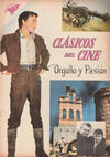 Cover for Clásicos del Cine (Editorial Novaro, 1956 series) #33