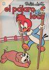 Cover for El Pájaro Loco (Editorial Novaro, 1951 series) #261