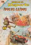 Cover for Estrellas del Deporte (Editorial Novaro, 1965 series) #43