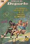 Cover for Estrellas del Deporte (Editorial Novaro, 1965 series) #58