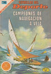 Cover for Estrellas del Deporte (Editorial Novaro, 1965 series) #82