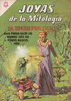 Cover for Joyas de la Mitología (Editorial Novaro, 1962 series) #35