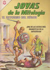 Cover for Joyas de la Mitología (Editorial Novaro, 1962 series) #36