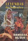 Cover for Leyendas de América (Editorial Novaro, 1956 series) #44