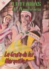 Cover for Leyendas de América (Editorial Novaro, 1956 series) #54