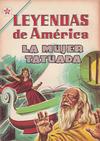 Cover for Leyendas de América (Editorial Novaro, 1956 series) #81
