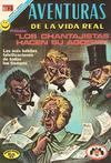 Cover for Aventuras de la Vida Real (Editorial Novaro, 1956 series) #199