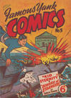 Cover for Famous Yank Comics (Ayers & James, 1950 ? series) #5