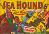 Cover for The Sea Hound (Atlas, 1949 series) #1