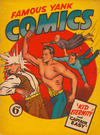 Cover for Famous Yank Comics (Ayers & James, 1950 ? series) #2