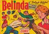 Cover for Belinda the Girl Film Star (Atlas, 1951 series) #8