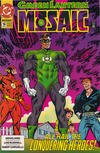 Cover for Green Lantern: Mosaic (DC, 1992 series) #16 [Direct]