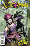 Cover for Catwoman (DC, 2011 series) #24