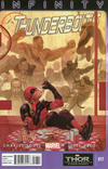 Cover for Thunderbolts (Marvel, 2013 series) #17