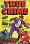 Cover for True Crime Comics (Alval Publishers, 1948 series) #5