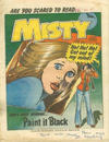 Cover for Misty (IPC, 1978 series) #15th April 1978 [11]
