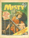 Cover for Misty (IPC, 1978 series) #16th December 1978 [46]