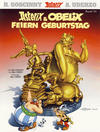 Cover for Asterix (Egmont Ehapa, 1968 series) #34 - Asterix & Obelix feiern Geburtstag