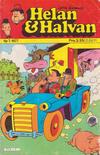 Cover for Helan och Halvan (Semic, 1976 series) #7/1977