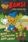 Cover for Bamse (Egmont, 1997 series) #15/2007