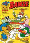 Cover for Bamse (Egmont, 1997 series) #12/2008