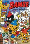 Cover for Bamse (Egmont, 1997 series) #18/2007