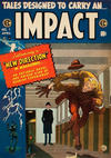 Cover Thumbnail for Impact (1955 series) #1 ['white' title edition (Charlton printing)]