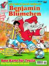 Cover for Benjamin Blümchen (Bastei Verlag, 1990 series) #54