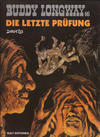 Cover for Buddy Longway (Kult Editionen, 1998 series) #16 - Die letzte Prüfung