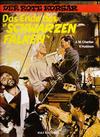 """Cover for Der Rote Korsar (Kult Editionen, 1996 series) #[9] - Das Ende des """"Schwarzen Falken"""""""
