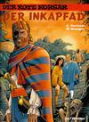 Cover for Der Rote Korsar (Kult Editionen, 1996 series) #[33] - Der Inkapfad