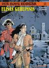 Cover for Der Rote Korsar (Kult Editionen, 1996 series) #[35] - Elisas Geheimnis