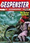 Cover for Gespenster Geschichten (Bastei Verlag, 1974 series) #31