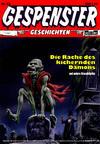 Cover for Gespenster Geschichten (Bastei Verlag, 1974 series) #33