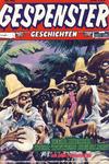 Cover for Gespenster Geschichten (Bastei Verlag, 1974 series) #40