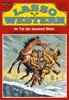Cover for Lasso (Bastei Verlag, 1966 series) #8