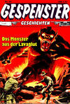 Cover for Gespenster Geschichten (Bastei Verlag, 1974 series) #44