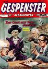 Cover for Gespenster Geschichten (Bastei Verlag, 1974 series) #45