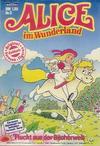 Cover for Alice im Wunderland (Bastei Verlag, 1984 series) #5