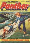 Cover for Die blauen Panther (Bastei Verlag, 1980 series) #22 - Hetzjagd auf den Schmuggler-König