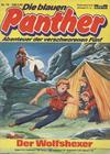 Cover for Die blauen Panther (Bastei Verlag, 1980 series) #19 - Der Wolfshexer